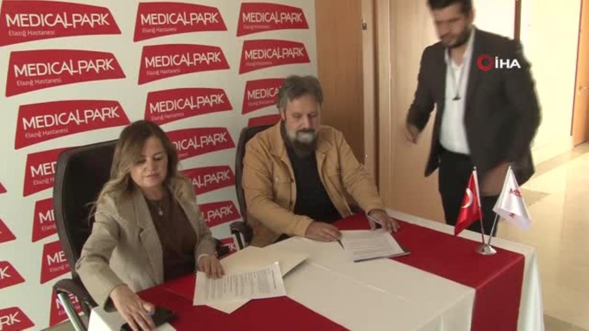 Medical Park Elazığ Hastanesi, Elazığ Basketbol Spor Kulübü Derneğiyle sağlık sponsorluğu anlaşması imzaladı
