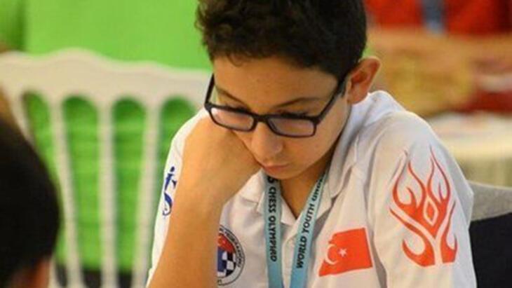 Genç milli satranççı Hasan Hüseyin Çelik, Sırbistan'da FM unvanı kazandı