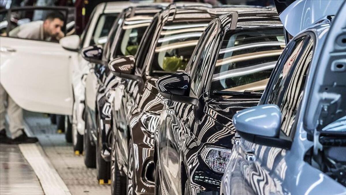 Otomotiv sektörünün yan sanayi ihracatı 2021'de artarak devam ediyor