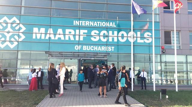 Maarif Okulları uluslararası diploma veren ülkeler arasına giriyor