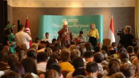 """""""Selam Olsun"""" projesinin yedinci durağı Macaristan'da etkinlikler düzenledi"""