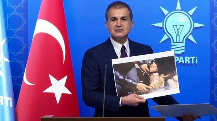 Son dakika: AK Parti Sözcüsü Çelik belgeleri bir bir gösterdi! Canlı yayında ifşa etti