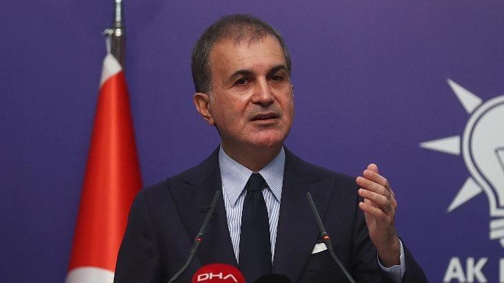Son dakika… AK Parti Sözcüsü Ömer Çelik'ten Yunanistan'a tepki: Yarın onlar gider, Türkiye ile baş başa kalırsınız