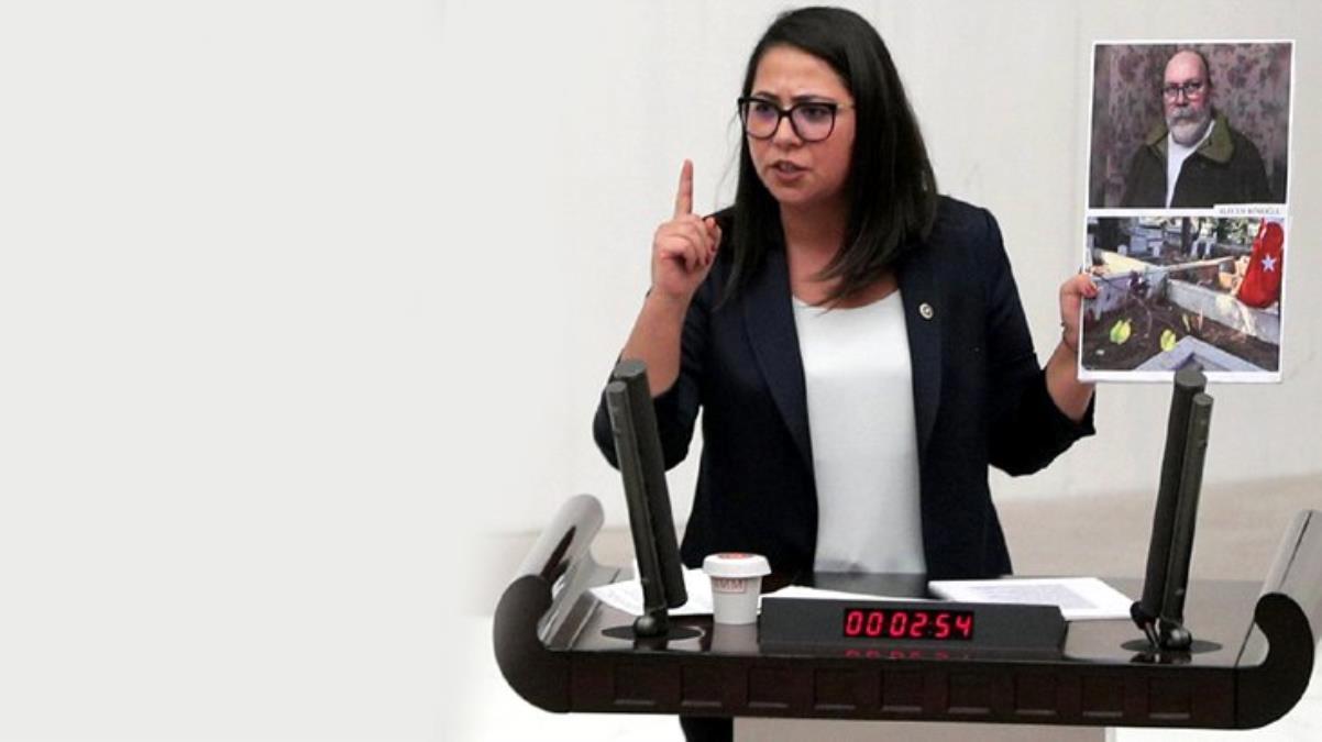 Son Dakika! CHP İstanbul Milletvekili Saliha Sera Kadıgül Sütlü, partisinden istifa ederek Türkiye İşçi Partisi'ne katıldı