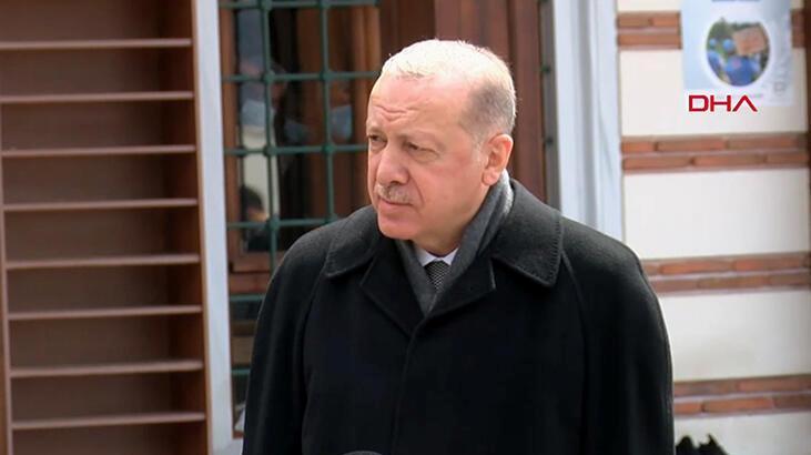 Son dakika! Cumhurbaşkanı Erdoğan tarih verdi: İstanbul'a yeni köprü!