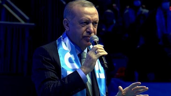 Son dakika: Erdoğan'dan Kanal İstanbul açıklaması: İnadına yapacağız buna da alışacaklar