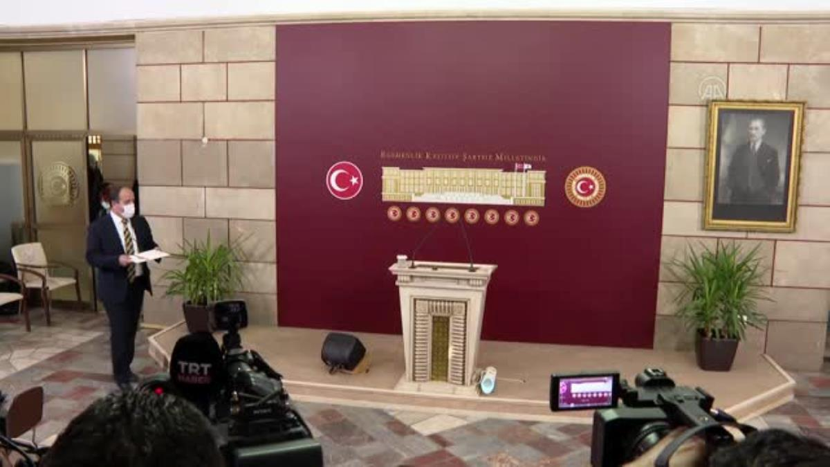 Son dakika haber: CHP Grup Başkanvekili Altay gündemi değerlendirdi (2)