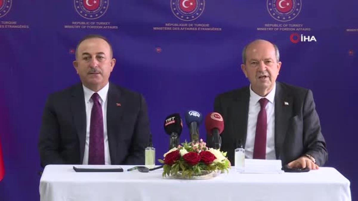 """Son dakika haberi! – KKTC Cumhurbaşkanı Tatar: """"Kıbrıs meselesinde yeni bir sayfa açtık"""""""