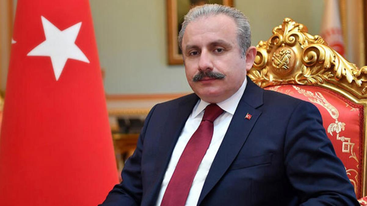 Son Dakika! Meclis Başkanı Şentop'tan HDP'ye açılan kapatma davasına ilk yorum: Anayasamızda var