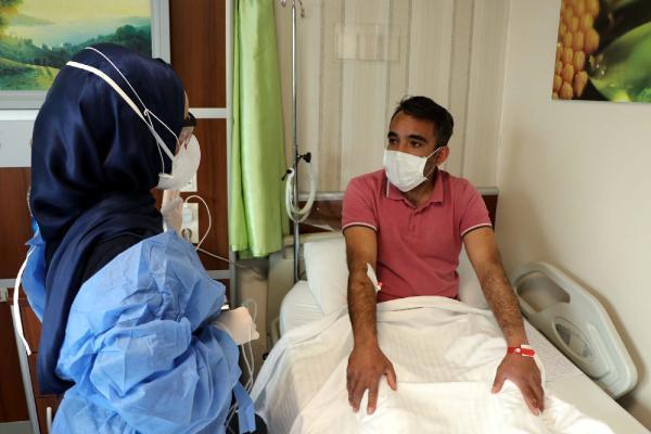 Son dakika sağlık: 5 ay arayla ikinci kez koronavirüse yakalandı