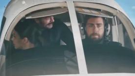 Teşkilat dizisinde nefes kesen sahne! Türk jetleri, Yunan jetlerini böyle kovaladı