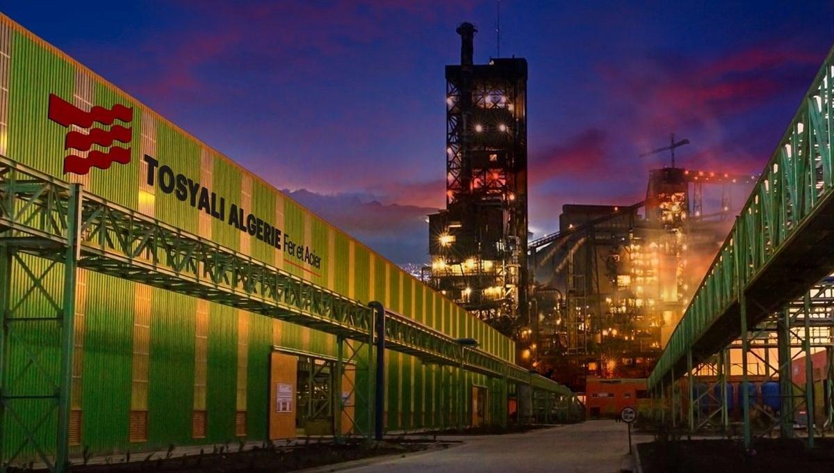Tosyalı Holding Avrupa'nın en hızlı büyüyen ikinci çelik üreticisi oldu