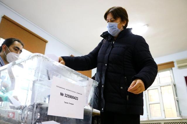 Trakya'da yaşayan çifte vatandaşlar Oy Kullanmaya Başladı