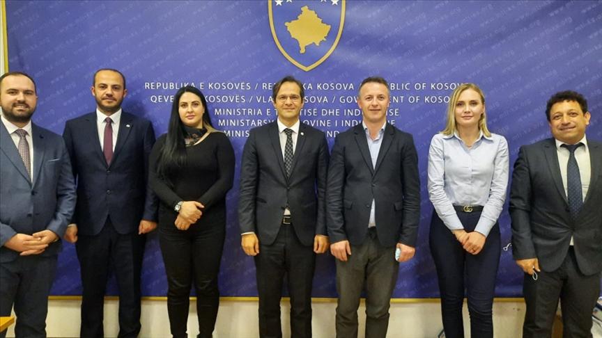 Trakya Teknopark modeli Kosova'ya taşınacak