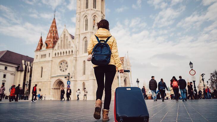 Tuna'nın incisi Budapeşte Türk turistlerin yeni rotası