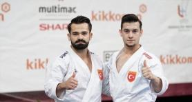 Türk Karate Milli Takımı, Lizbon'da birinci oldu