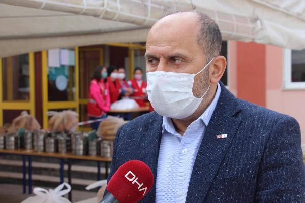 Türk Kızılayı Bolu Şube Başkanı: Kan stoklarımız, kırmızı alarm veriyor