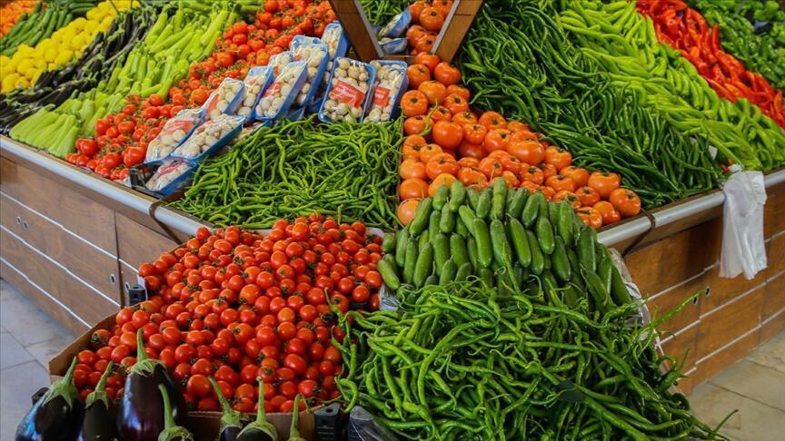 Türkiye'nin yaş meyve ve sebze ihracatı yılın ilk yarısında yüzde 25 arttı