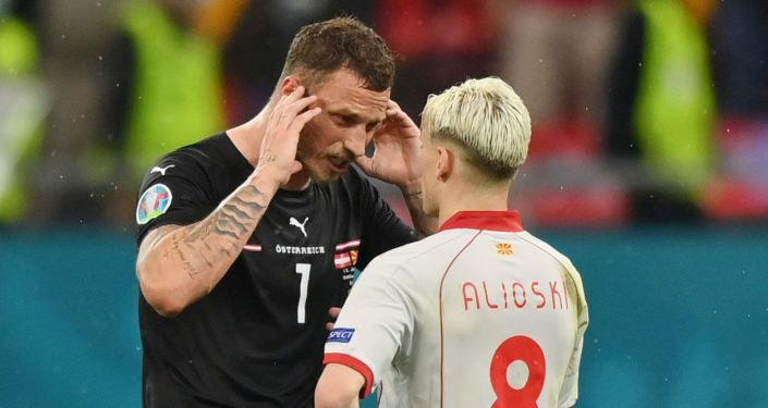 UEFA'dan MarkoArnautovic'e bir maç men cezası