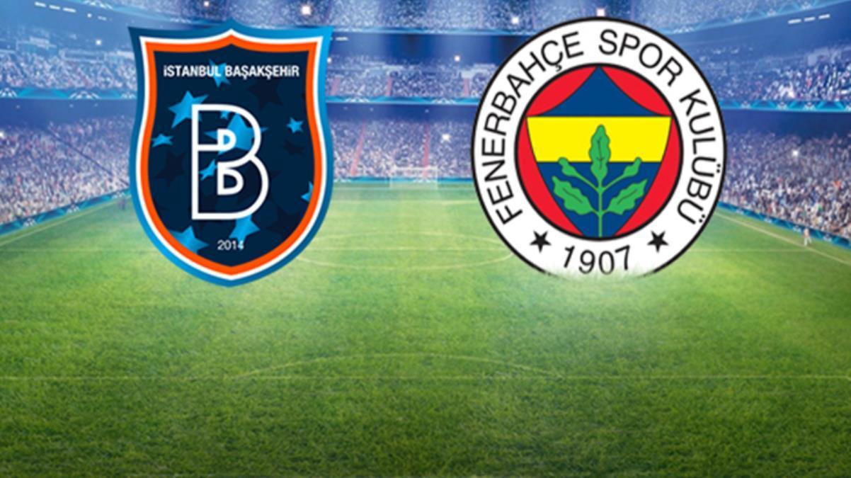 Vitor Pereira, Rossi'yi kulübeye çekti! İşte Başakşehir-Fenerbahçe maçında ilk 11'ler