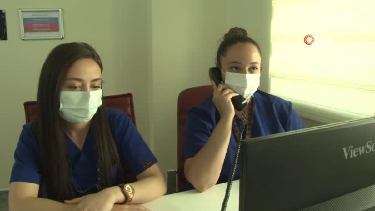 Yoğun bakım servisine yerleştirilen kameralar hastaları yakınları ile buluşturuyor
