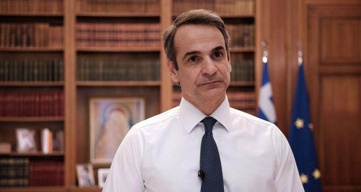 Miçotakis: Türkiye ile sorunu çözemezsek mahkemeye gideriz