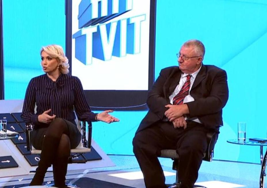 NASTAO POTPUNI HAOS U STUDIJU: Šešelj udario po aktuelnoj MINISTARKI, svi  zanijemili kad su čuli kako je izvrijeđao usred programa! (VIDEO) – Balkan  Life Today