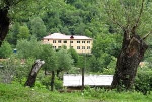 Skolen for romabørn i Cetateni