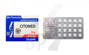 Citomed by Balkan Pharmaceuticals