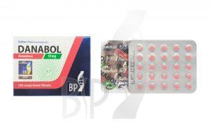 Danabol by Balkan Pharmaceuticals