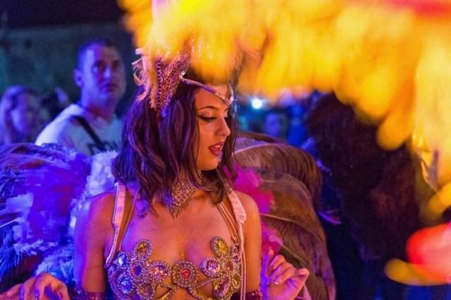 Карнавал в Будве в 2018 году. Фото: Facebook, TO Budva