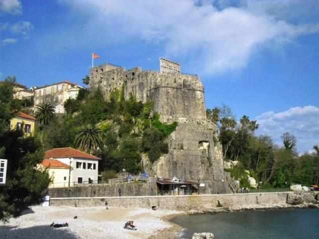 Крепость Форте-Маре в Херцег-Нови. Фото: Radio Jadran