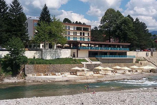 Отель Berane. Фото: Vijesti.me, Tufik Softić