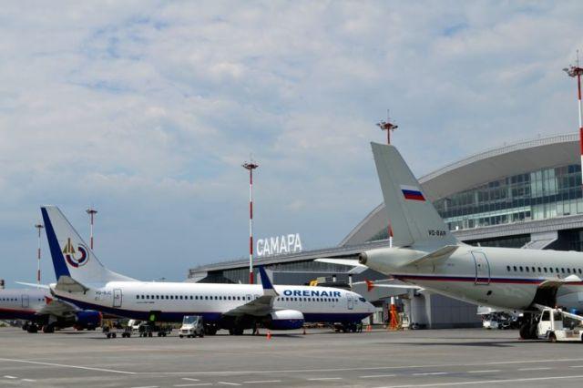 Аэрпорт Курумоч в Самаре. Фото: Airport.samara.ru