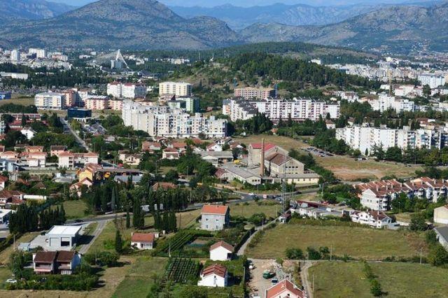 Подгорица. Фото: MontenegroHostel.com