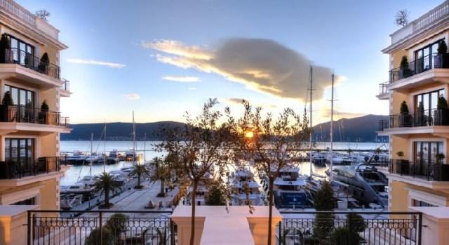 Марина Porto Montenegro в Тивате. Фото: Porto Montenegro