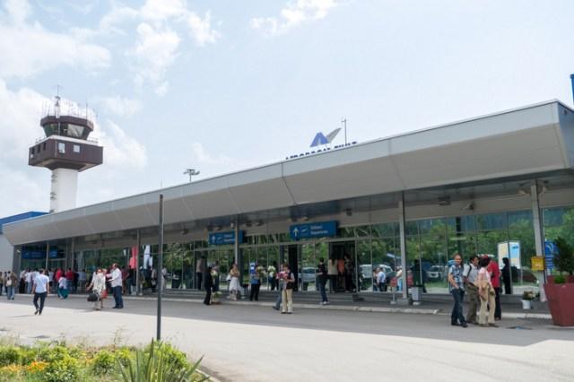Международный аэропорт Тиват. Фото: BalkanPro.ru, А.Новикова