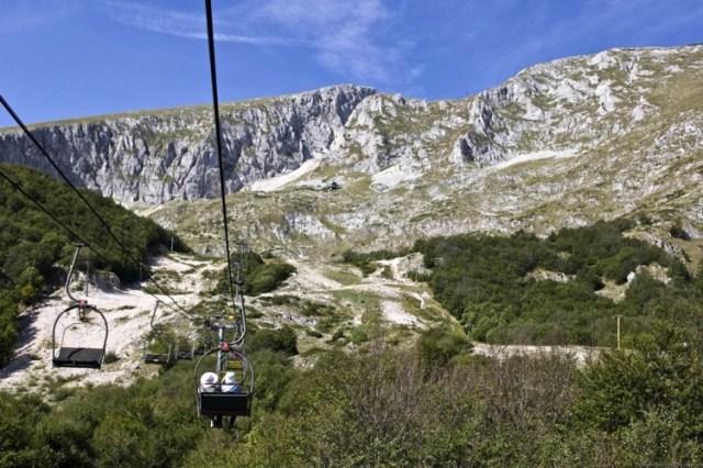 Канатная дорога на горе Савин Кук. Фото: Pizzatravel.com.ua
