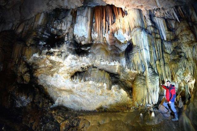 Липская пещера. Фото: Lipa-cave.me