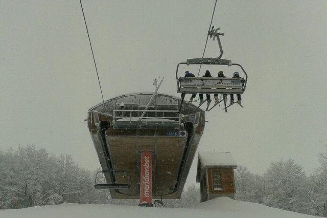 Горнолыжный центр Kolašin 1450. Фото: Facebook, Ski centar Kolašin 1450