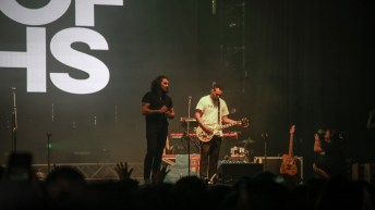 Gang of Youths Sziget Budimpešta