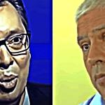 Tadić: Dok je Vučić galamio o svom lažnom patriotizmu, Sava Janjić i monasi su rizikovali živote pomažući Srbima koje su kao divlje zveri ubijali na putu