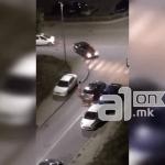 Banda zelenaša pretukla mladića i devojku u Skoplju (VIDEO)