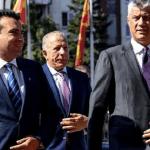Tači pozvao makedonske Albance da izađu na referendum i glasaju za sporazum sa Grčkom