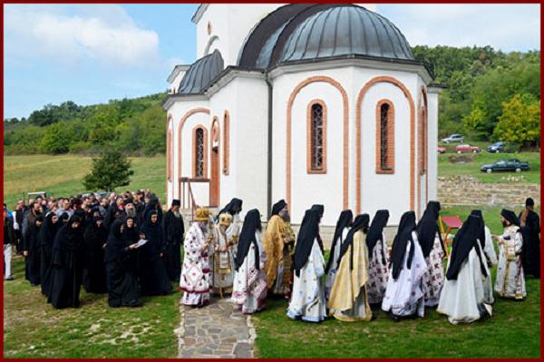 """Pismo monahinje Stefanide """"duhovnim akterima u drami Kosovo i Metohija"""": GDE JE CRKVA?"""