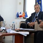 U Skoplje stigao najpopularniji strani političar u Makedoniji