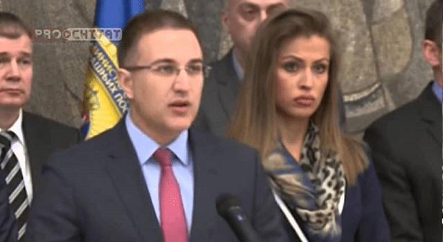 Stefanović: Predsednik naredio da prekinemo komunikaciju sa KPS i Kforom
