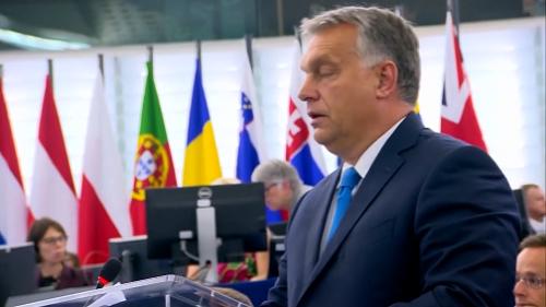 Orban: Evropska unija želi da nam pošalje vojnike kako bi propuštali migrante u Mađarsku