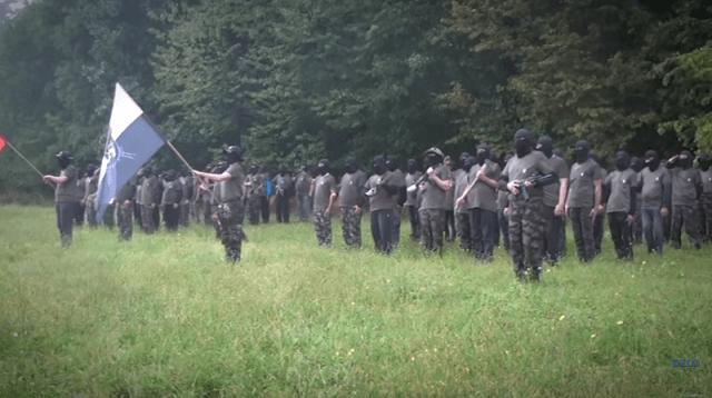 Paravojne grupe u Sloveniji!