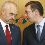 """Soroš """"spona"""" između Vučića i Rame?"""